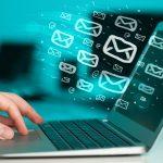 ادارة حسابات البريد الالكتروني